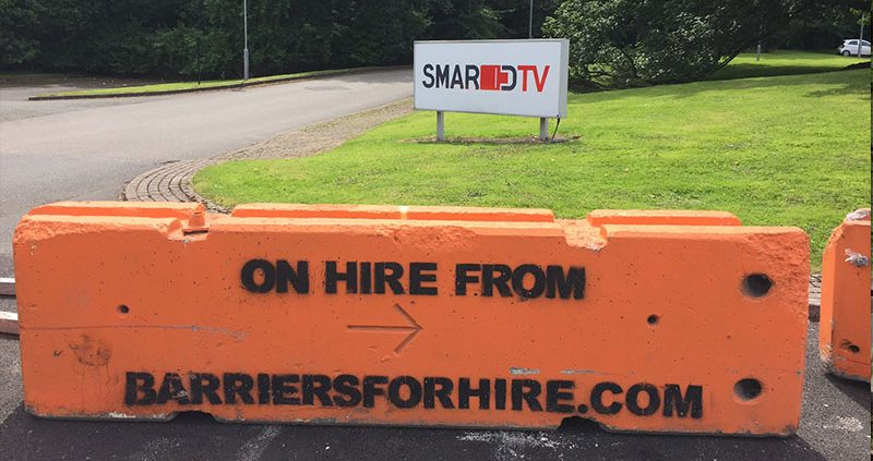 Concrete Barriers for Hire
